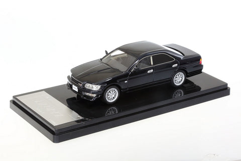 1/43 WIT'S - W414 NISSAN LAUREL Club S 1998 Dark Bluish