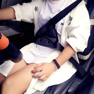 Child Safety Seat Belt Adjustment