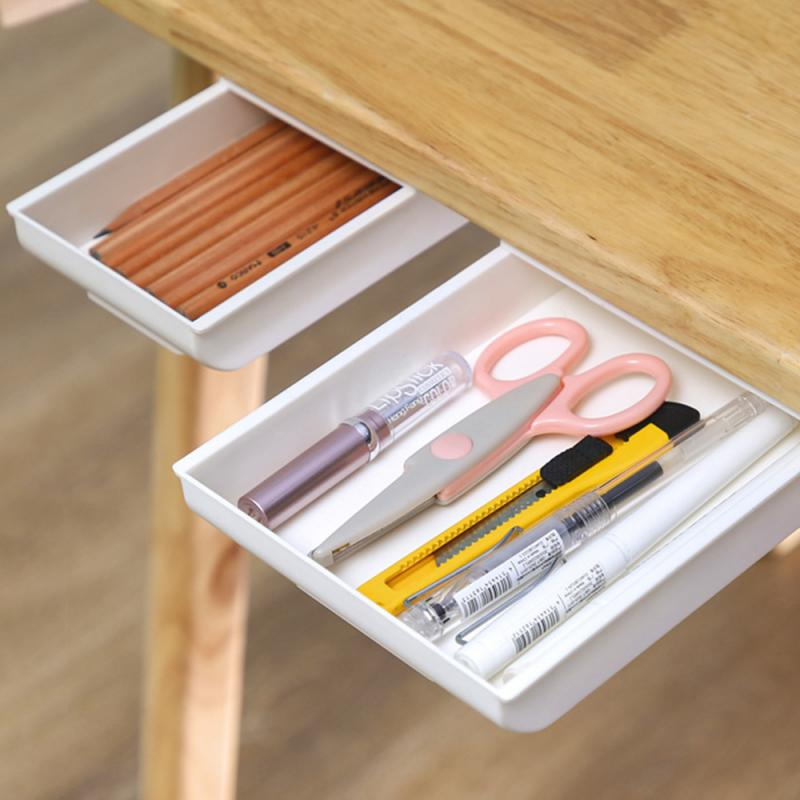 Self Adhesive Hidden Mini Drawer