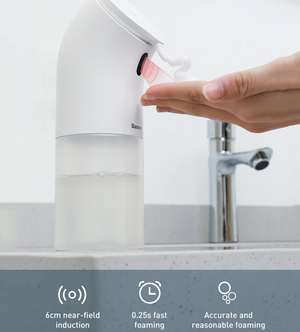 Baseus™ Intelligent Automatic Liquid Soap Foaming Dispenser