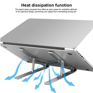 Adjustable and Foldable Laptop Stand