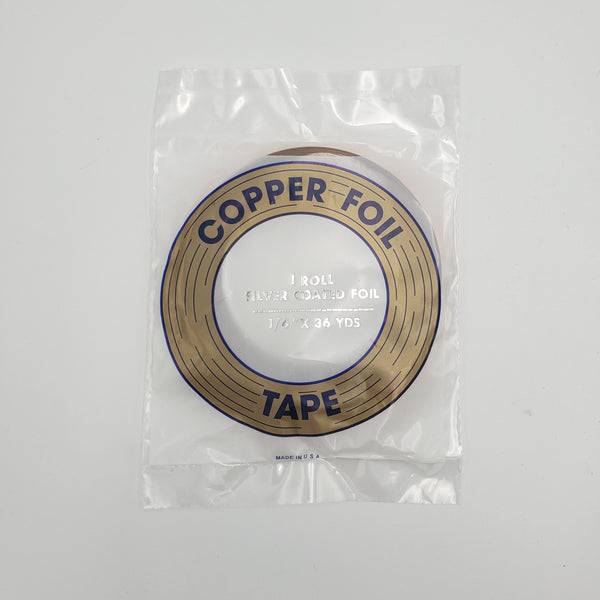 EDCO Silver Back Copper Foil