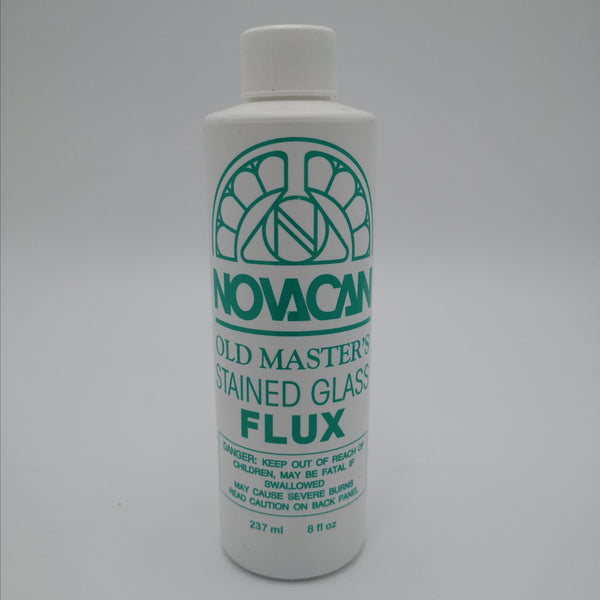 Novacan Liquid Flux 8oz