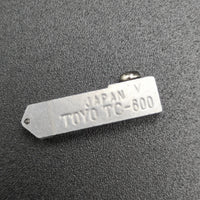 TOYO TC 600-V Replacement Cutter Head