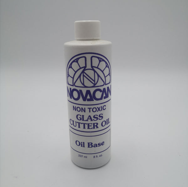 Novacan Glass Cutter Oil