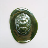 Turtle Shell Pressed Kokomo Jewel