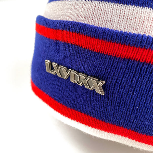 BLUE VEGAS - Premium Bobble Hat