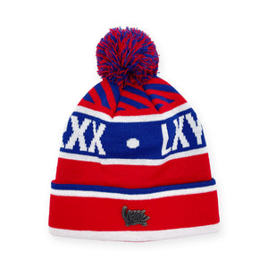 RED ROXX - Premium Booble Hat
