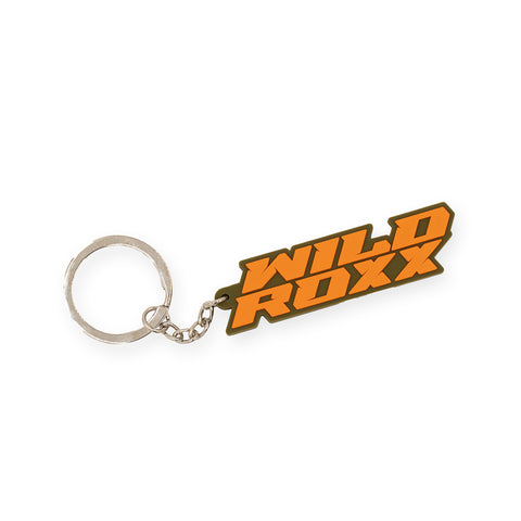 WILDROXX LOGO - Premium Key Ring