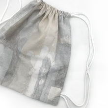 Load image into Gallery viewer, Water Colour Drawstring Bag