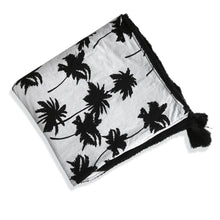 Load image into Gallery viewer, Palm Palm Beach Towel & Bag Combo