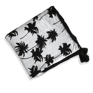 Palm Palm Beach Towel & Bag Combo