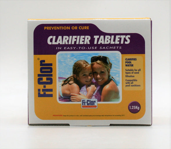 Fi-Clor Clarifier Tablets 1.25KG