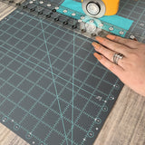 "Creative Grids Cutting Mat 12""x 18"""