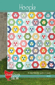 Hoopla #151 Pattern by Cluck Cluck Sew