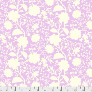 Tula Pink True Colors Wildflower in Peony