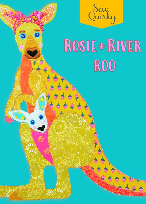 Rosie and River Roo