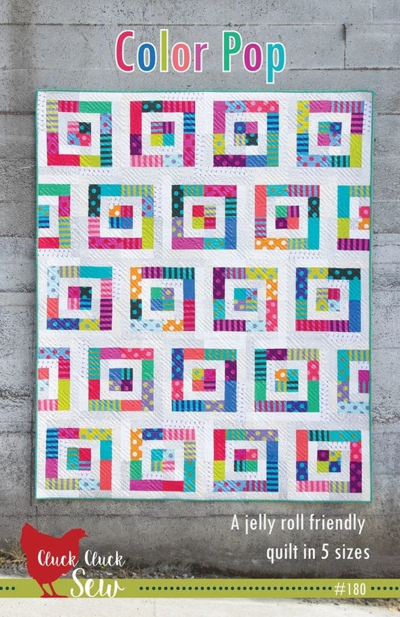 Color Pop #180 Pattern by Cluck Cluck Sew