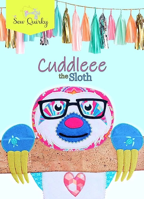 Cuddlee the Sloth