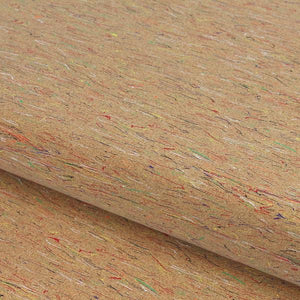 Cork Fabric - Speckle Rainbow
