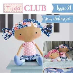 Tilda Club Issue 21