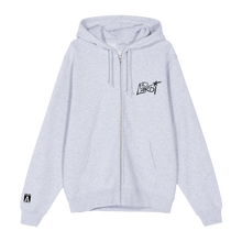 Load image into Gallery viewer, The Kid Laroi Album Hoodie in Grey