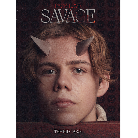 Savage Album Poster