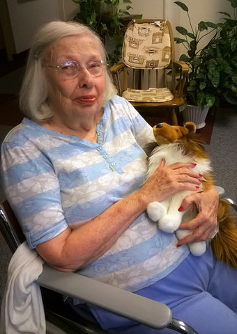 Stuffed Animal Gifts For Alzheimer S Patients Memorable Pets