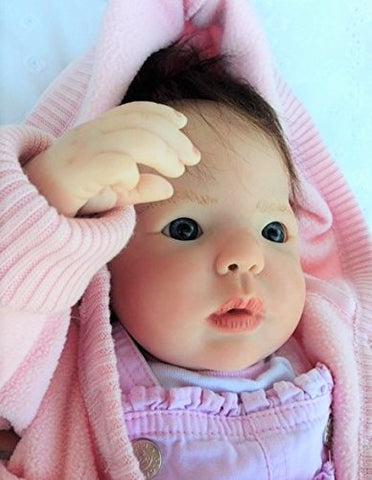 Reborn Believable Babies - Baby Girl Kimi - Doll Therapy for People with Alzheimer's