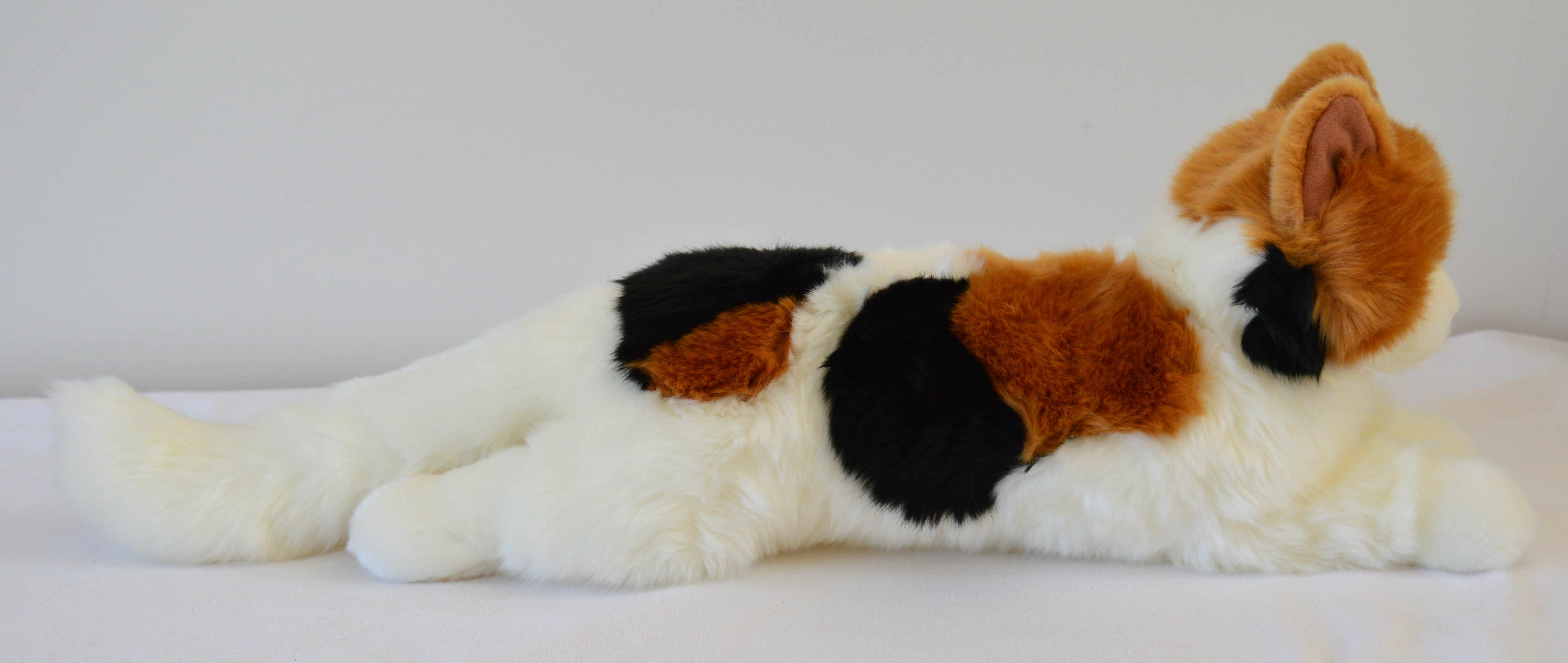 Calico Cat Stuffed Toy For Seniors And People With Alzheimer S