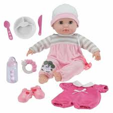 "Baby ""Cathy"" 10 pc Gift Set- Doll Therapy"