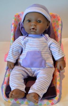 "Unisex Baby ""Benji"" - Doll Therapy for People with Alzheimer's and Caregivers"