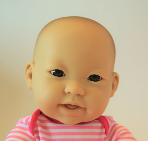 "Baby Girl ""Lisa"" - Doll Therapy for People with Alzheimer's and Caregivers"