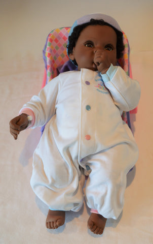"Madame Alexander's Newborn Nursery ""Angel Love"" Baby - Doll Therapy for People w/ Alzheimer's and Caregivers"