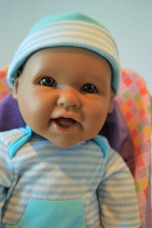 "Unisex Baby ""Toni"" - Doll Therapy for People with Alzheimer's and Caregivers"