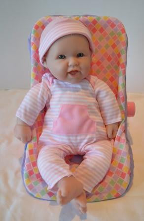 "Unisex Baby Girl ""Annie"" - Doll Therapy for People with Alzheimer's and Caregivers"