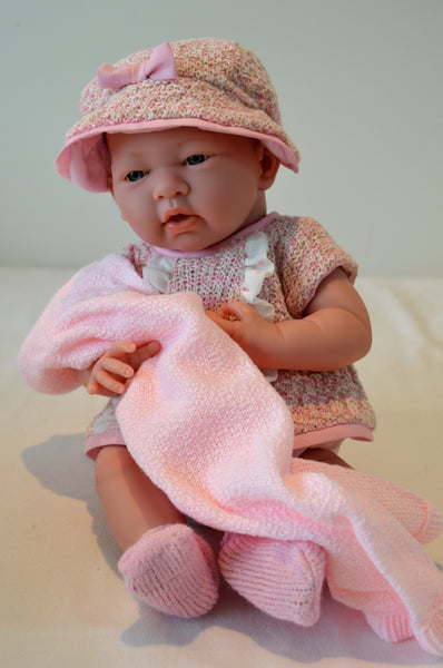 "Baby Girl ""Frances"" - Doll Therapy"