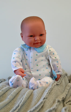 "Unisex Baby ""Joel"" - Doll Therapy for People with Alzheimer's and Caregivers"