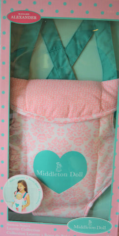 Madame Alexander Middleton Baby Bundle Carrier