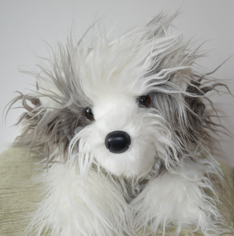Large DLux Sheep Dog Companion for People with Alzheimer's- (2 week delivery)