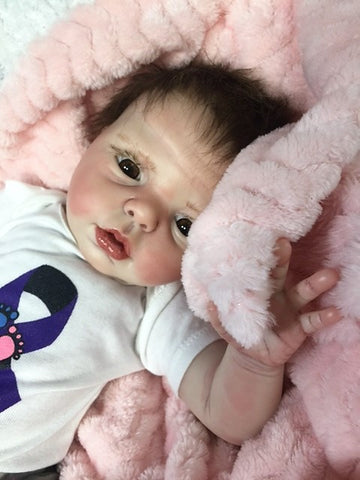 Reborn Believable Babies - Baby Girl Gracie- Doll Therapy for People with Alzheimer's