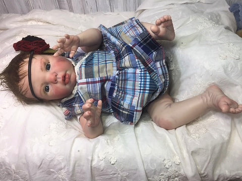 Reborn Believable Babies - Baby Girl Gracie- Doll Therapy