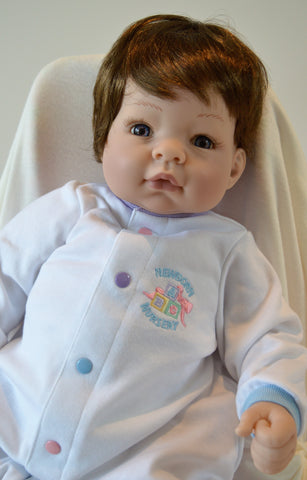 "Madame Alexander's ""Munchkin"" Baby- Doll Therapy for People with Alzheimer's and Caregivers"
