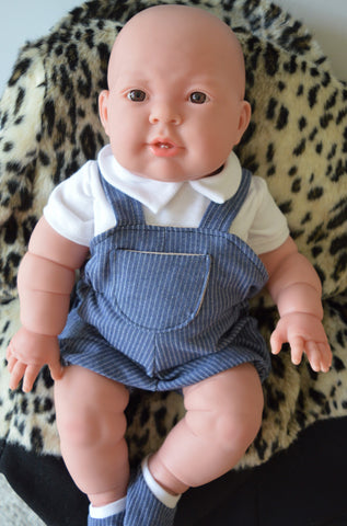 "Baby Boy ""Luke"" - Doll Therapy"