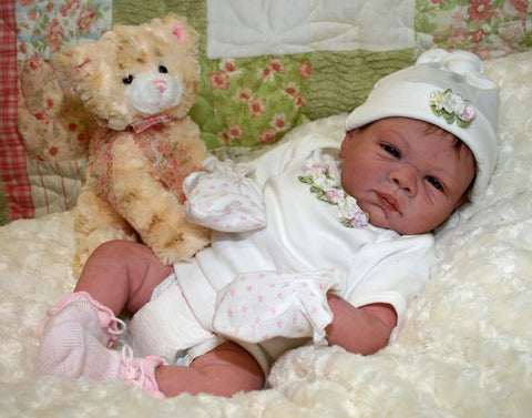 Reborn Believable Babies - Baby Girl Paisley- Doll Therapy for People with Alzheimer's