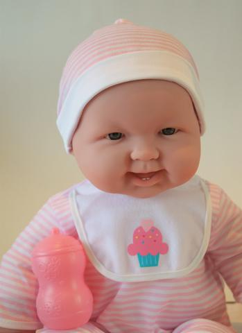 "Unisex Soft Body Baby ""Patti"" Doll - Doll Therapy for People with Alzheimer's and Caregivers"