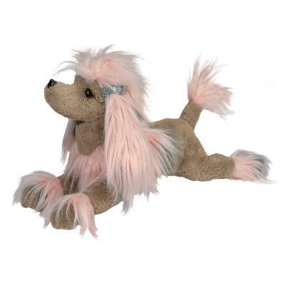 Large Pink Poodle - Companion for People with Alzheimer's and Caregivers