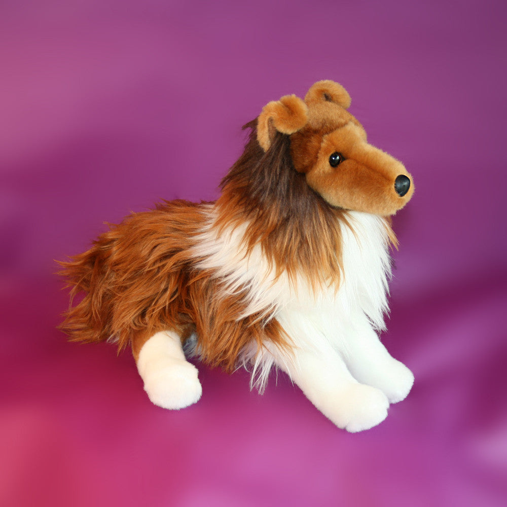Sheltie Collie Stuffed Toy For Seniors And People With Alzheimer S