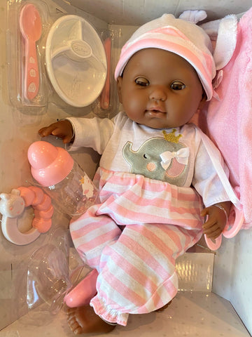 "Baby ""Stella"" - Doll Therapy for People with Alzheimer's and Caregivers"