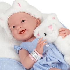 "Baby ""Susie"" REAL GIRL Gift Set - Doll Therapy"